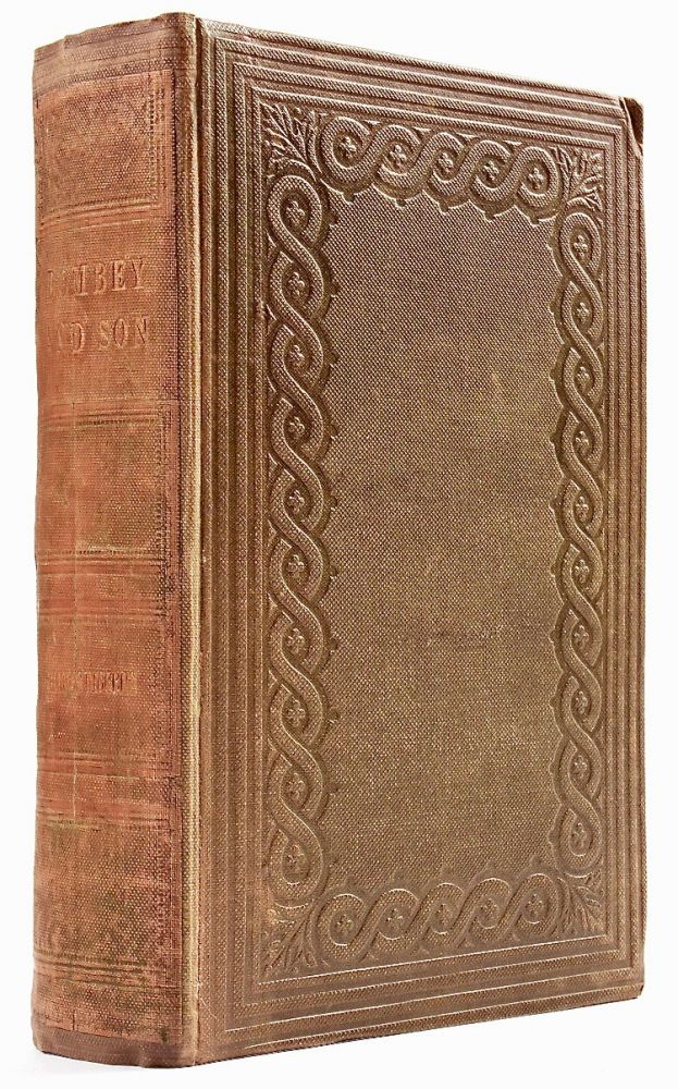 Dombey and Son [Original Cloth]. Charles DICKENS.