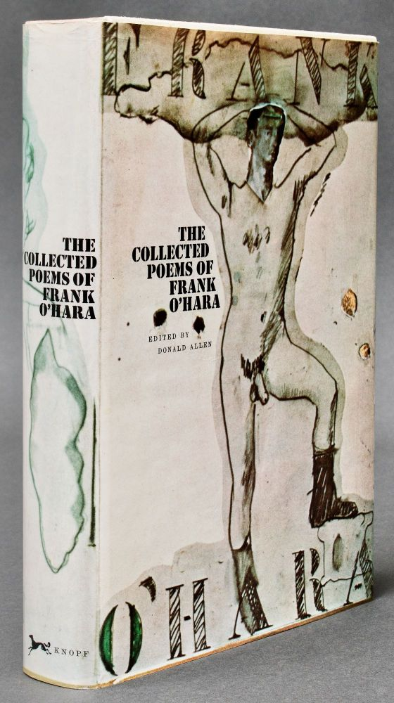 [New York School ] Collected Poems of Frank O'Hara [First Issue and State]. Frank O'HARA.
