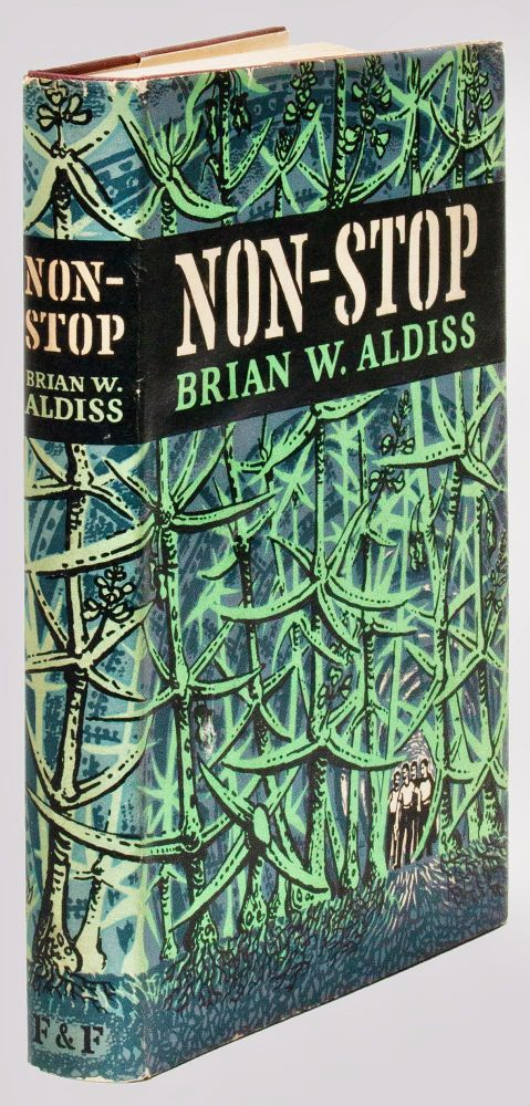 [Starship] Non-Stop [First Issue]. Brian W. ALDISS.