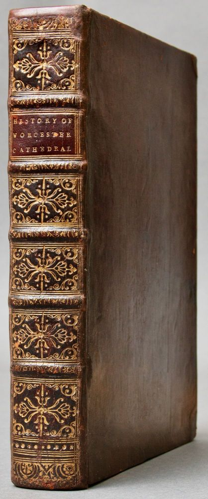 A survey of the cathedral-church of Worcester; with an account of the bishops thereof, from the foundation of the see, to the year 1600. Also an appendix of many Original Papers and Records, never before Printed. William THOMAS.