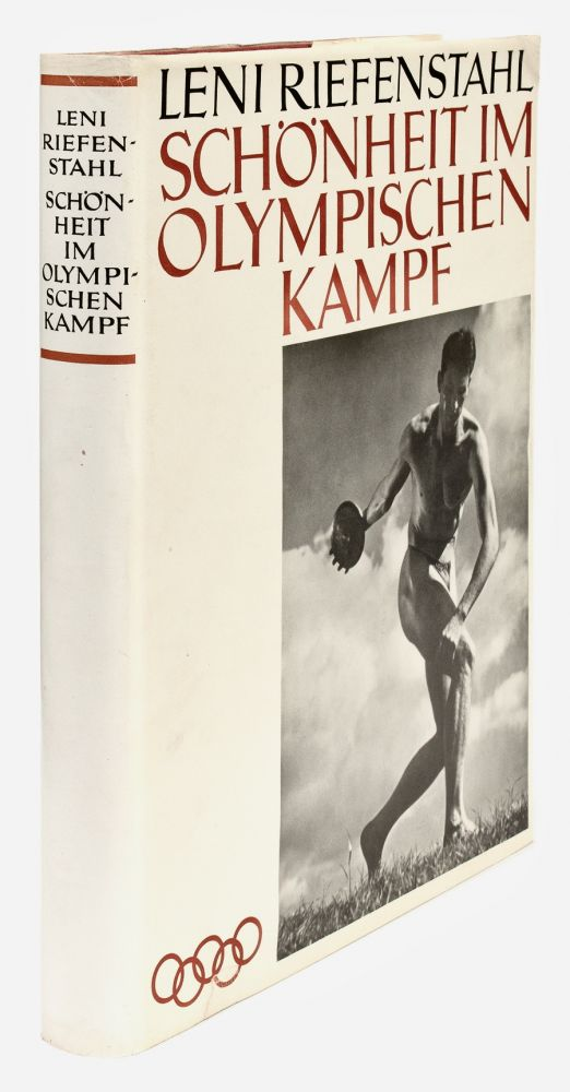 [Photobook] Schonheit im Olympischen Kampf [Beauty in the Olympic Games]. Leni RIEFENSTAHL.