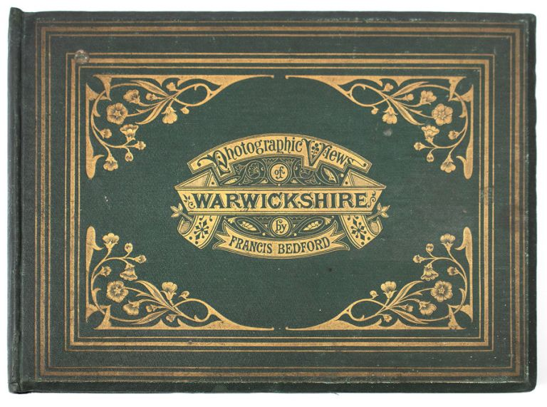[Photobook] Photographic Views of Warwickshire. Francis BEDFORD, 1815/.