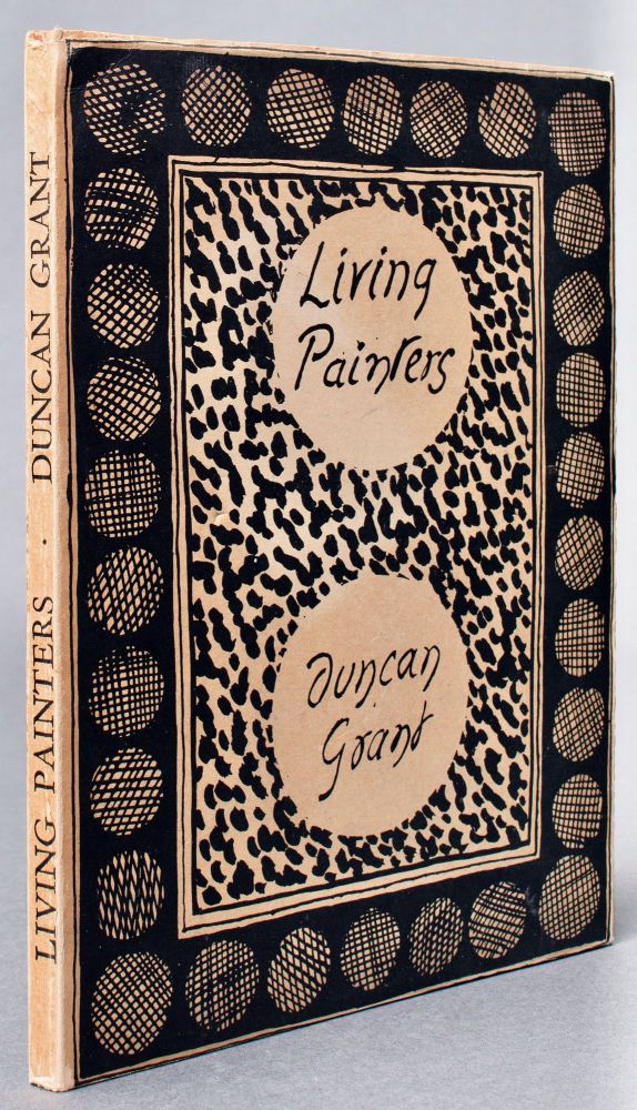Living Painters. With an Introduction by Roger Fry [New Edition]. Duncan GRANT.