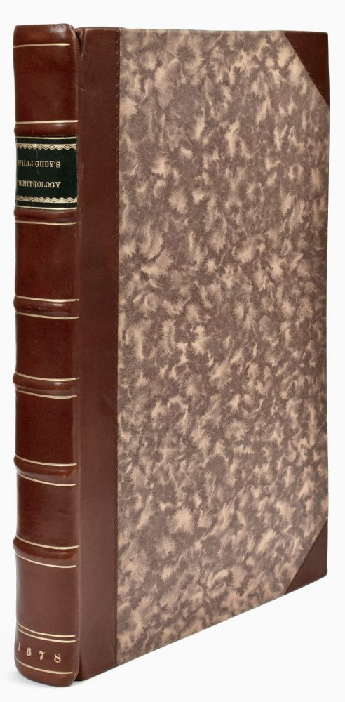 The ornithology of Francis Willughby of Middleton in the county of Warwick Esq; fellow of the Royal Society. In three books. Wherein all the birds hitherto known, being reduced into a method sutable to their natures, are accurately described. The descriptions illustrated by most elegant figures, nearly resembling the live birds, engraven in LXXVII copper plates. Translated into English, and enlarged with many additions throughout the whole work. To which are added, three considerable discourses, I. Of the art of fowling: with a description of several nets in two large copper plates. II. Of the ordering of singing birds. III. Of falconry. By John Ray, fellow of the Royal Society. Francis WILLUGHBY, John Ray.