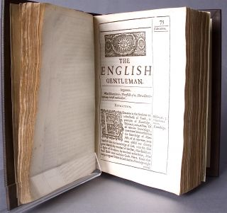 The English gentleman: containing sundry excellent rules, or exquisite observations, tending to direction of every gentleman, of selecter ranke and qualitie; how to demeane or accommodate hi mselfe in the manage of publike or private affaires.
