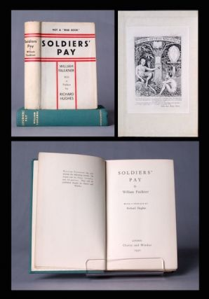 Soldiers' Pay [Dennis Wheatley's copy]. William FAULKNER