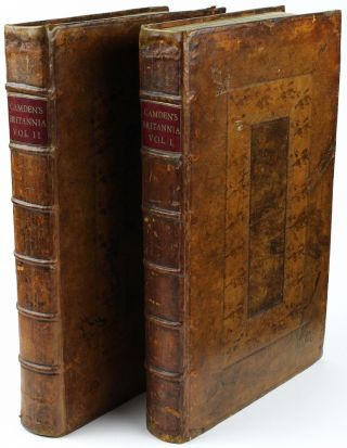 Britannia: or a chorographical description of Great Britain and Ireland, together with the...