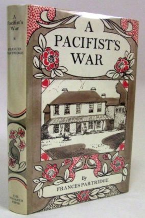 [Bloomsbury] Pacifist's War, A. Frances PARTRIDGE.