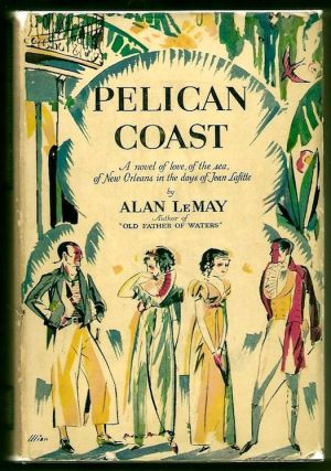 Pelican Coast. Alan Brown LE MAY.