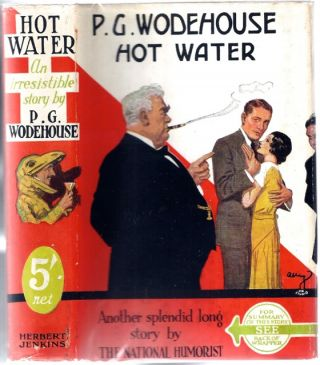 Hot Water. Sir WODEHOUSE, elham, renville