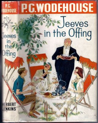 Jeeves in the Offing [How Right You Are, Jeeves]. Sir WODEHOUSE, elham, renville