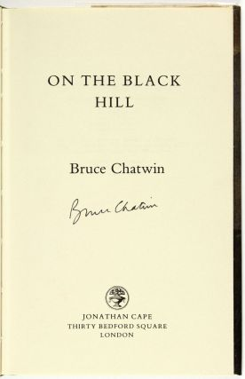 On the Black Hill [Signed]