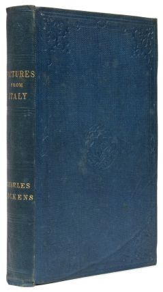 Pictures from Italy [Original Cloth]. Charles DICKENS.