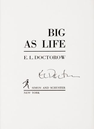 Big As Life [Signed]
