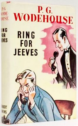 Ring for Jeeves. Sir WODEHOUSE, elham, renville