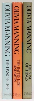 [The Levant Trilogy, comprising] The Danger Tree; The Battle Lost and Won; [and] The Sum of Things