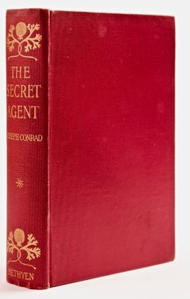 The Secret Agent. Joseph CONRAD.