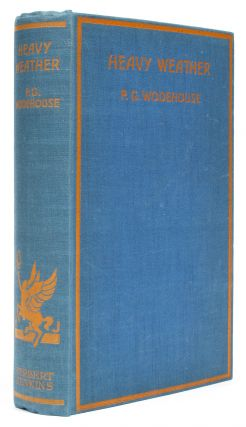 Heavy Weather. Sir WODEHOUSE, elham, renville