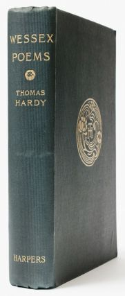 Wessex Poems and Other Verses. Thomas HARDY