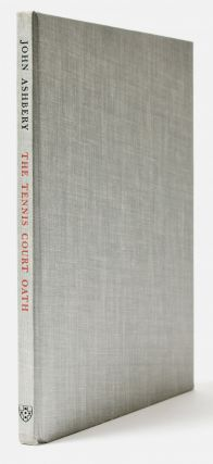 The Tennis Court Oath. A Book of Poems [Inscribed]