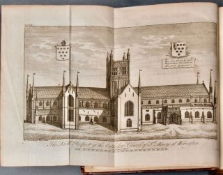 A survey of the cathedral-church of Worcester; with an account of the bishops thereof, from the foundation of the see, to the year 1600. Also an appendix of many Original Papers and Records, never before Printed
