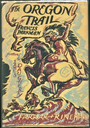 The Oregon Trail. Francis PARKMAN