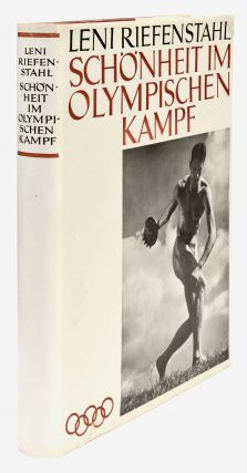 Photobook] Schonheit im Olympischen Kampf [Beauty in the Olympic Games]. Leni RIEFENSTAHL