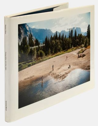 Photobook] Fotografien 1973 bis 1993 [Inscribed]. Stephen SHORE, b. 1947