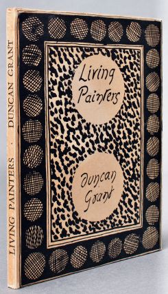 Living Painters. With an Introduction by Roger Fry [New Edition]. Duncan GRANT