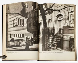 [Photobook] Greenwich Village : Today and Yesterday [Signed]