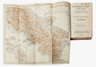 [Italy, comprising] I. Northern Italy including Leghorn, Florence, Ravenna and routes through France, Switzerland, and Austria; [with] II. Central Italy and Rome; [and] III. Southern Italy and Sicily with excursions to Sardinia, Malta, and Corfu; Handbook for Travellers