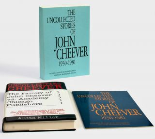 The Uncollected Stories of John Cheever 1930-1981 [Advance Reading Copy]; [together with] The...
